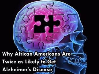 Alzheimer's Different for African Americans and Latinos
