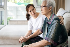 Anger and Being a Caregiver – Common Combination