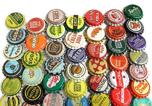 Bottle Caps, Baseball Cards, and the Red Pegasus