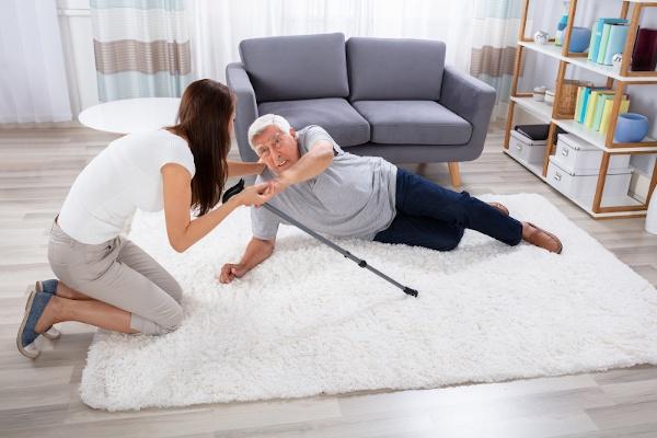 Caregiving Often Not a Choice