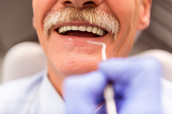 Dental Care Essential for Seniors