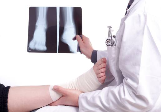 Foot and Ankle Problems Causes Pain and Falls With Age
