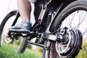 Health Benefits of Riding an Electric Bike as You Age