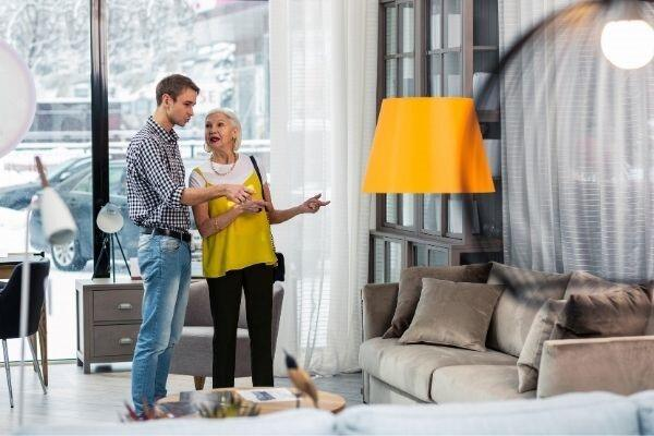 Help Older Parents Make the Right Furniture Choices to Stay Safe