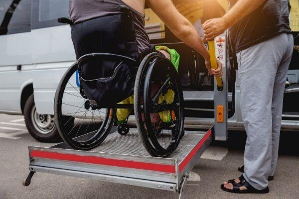 Wheelchair? These Vans Make Transportation Easier!