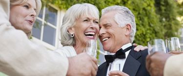 Marrying After 50? Consider Financial Issues