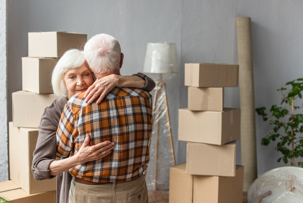Moving and Downsizing – How to Help the Transition