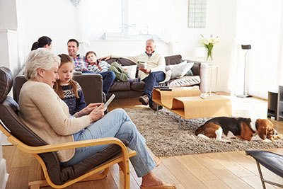 Multi-Generational Households on the Rise