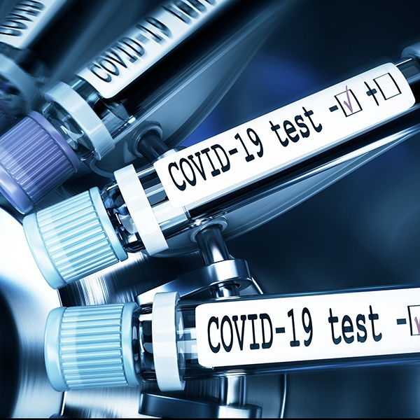 Nursing Homes to Get Rapid COVID-19 Tests