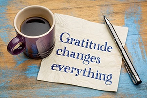 "Paying a Delayed ""Debt of Gratitude"""