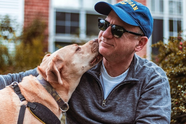 Pets are Improving Health for Older Adults