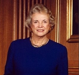 Sandra Day O'Connor Diagnosed with Dementia