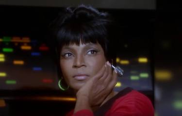 'Star Trek' Star Nichelle Nichols Diagnosed with Dementia