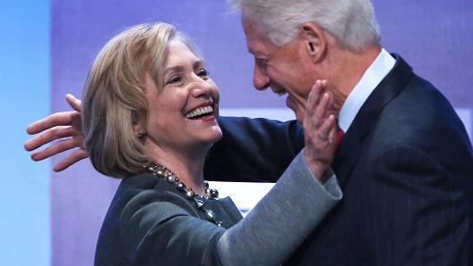 Are Bill and Hillary Paying Too Much Taxes?