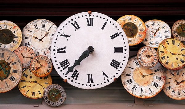 The Ticking of the Clock and Your Family History