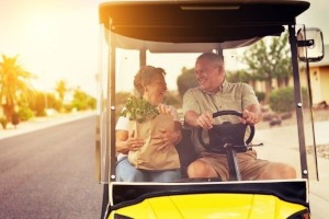 Thinking Retirement? These Top Golf Cart Communities May Be an Answer