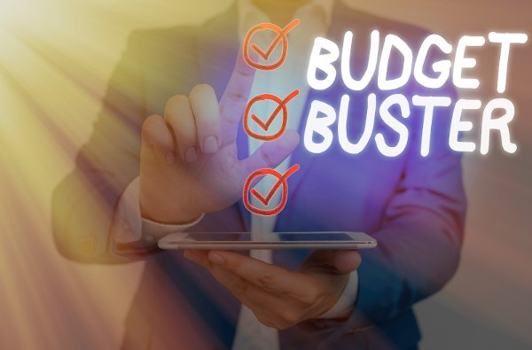 Three Things That Will Bust Your Retirement Budget.