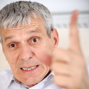 When Elderly Parent Becomes Abusive – What to Do