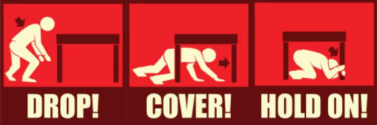 CDC earthquake