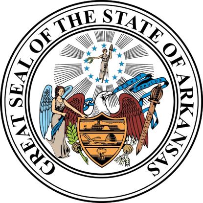 Arkansas state emblem