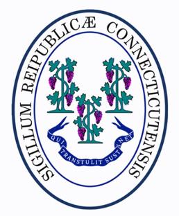 Connecticut state emblem
