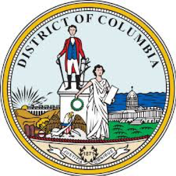 District Of Columbia state emblem