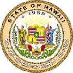 Hawaii state emblem