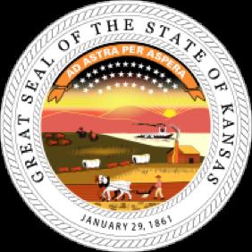 Kansas state emblem