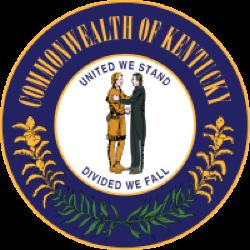 Kentucky state emblem