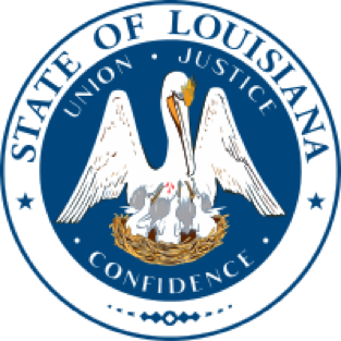 Louisiana state emblem