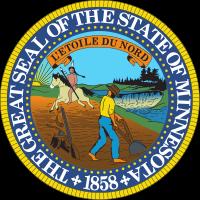 Minnesota state emblem