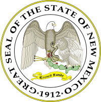 New Mexico state emblem