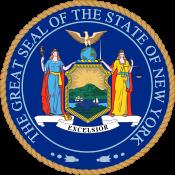 New York state emblem