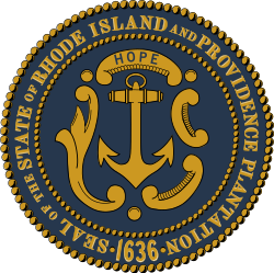 Rhode Island state emblem