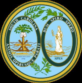 South Carolina state emblem