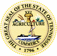 Tennessee state emblem