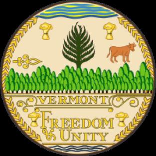 Vermont state emblem