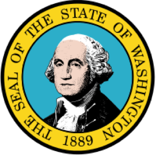Washington state emblem
